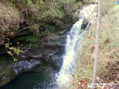 Parque Natural Saja-Besaya y Valderredible (Monte Hijedo) que es senderismo los senderos que ver en